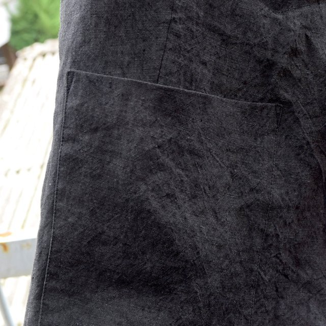 toogood(トゥーグッド) / THE STONEMASON TROUSER -CHARCOAL-(5)