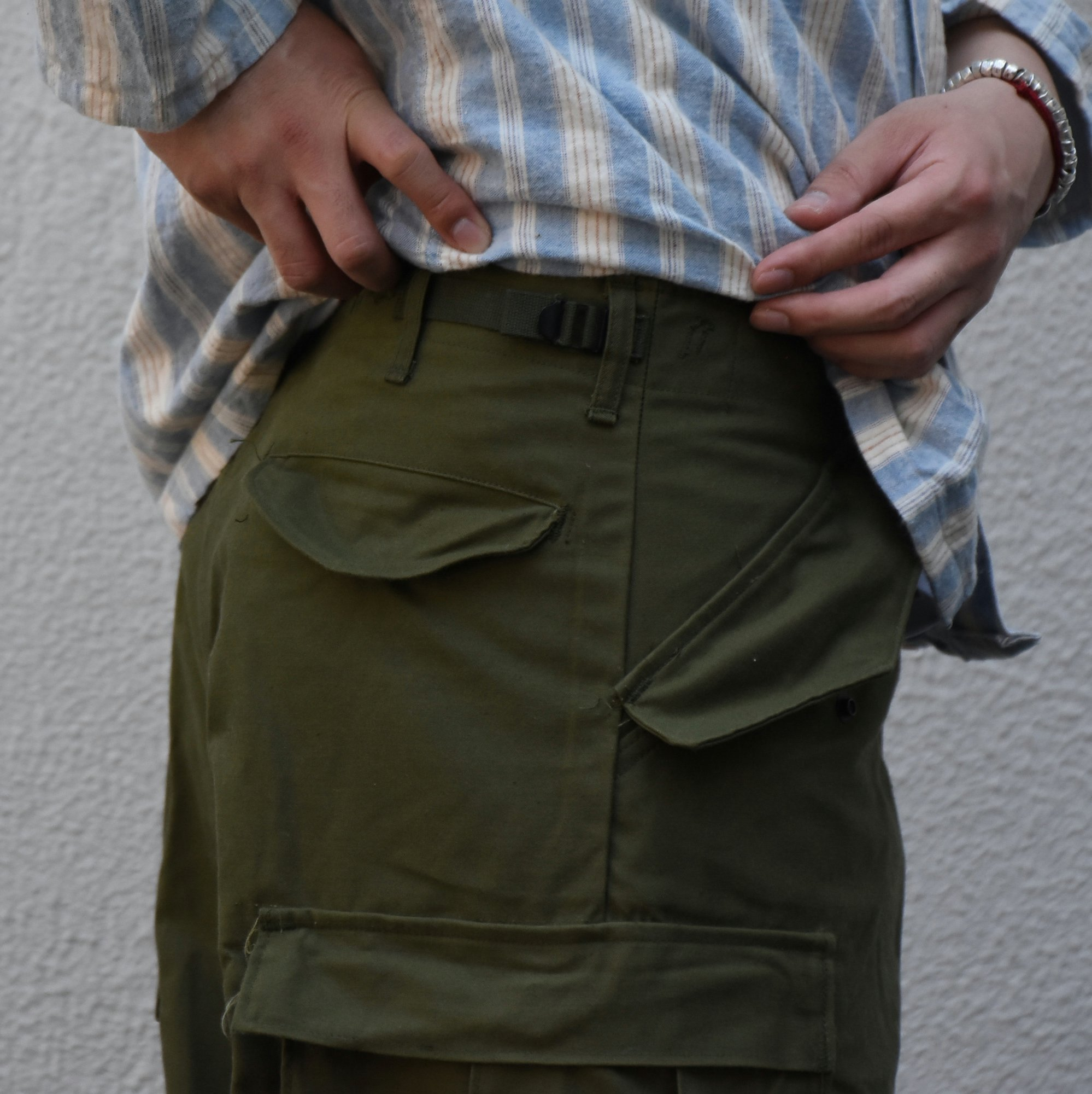 Dead Stock(デッドストック) /US ARMY M-65 FIELD PANTS -OD-(6)