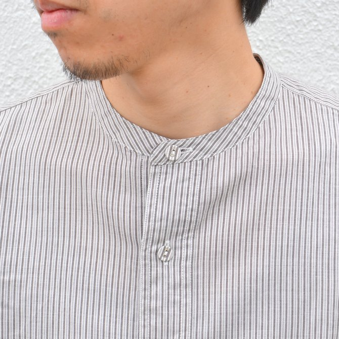 【40% off sale】MOJITO(モヒート)/ CLARENCESHIRT Bar.4.0 -(11)LT.GRY- #2071-1106(6)