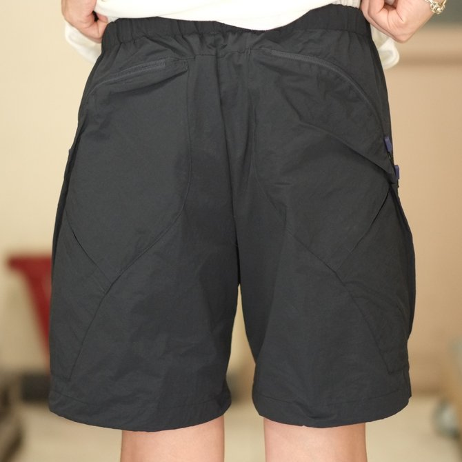 【30% off SALE】【2018 SS】 DESCENTE (デサント)/ 6 POCKETS ZIP SHORT PANTS -NAVY- #DLMLJG81S(6)
