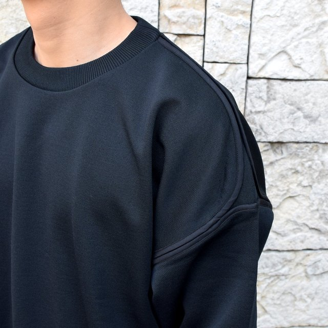 【2020 SS】YOKE(ヨーク)/OVERSIZED PIPING SWEAT -3色展開- #YK20SS0107CS(6)
