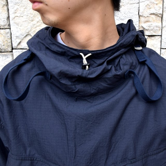 【2020 SS】 A VONTADE(ア ボンタージ)/ SALVADGE PARKA -INK- #VTD-0404-JK(6)