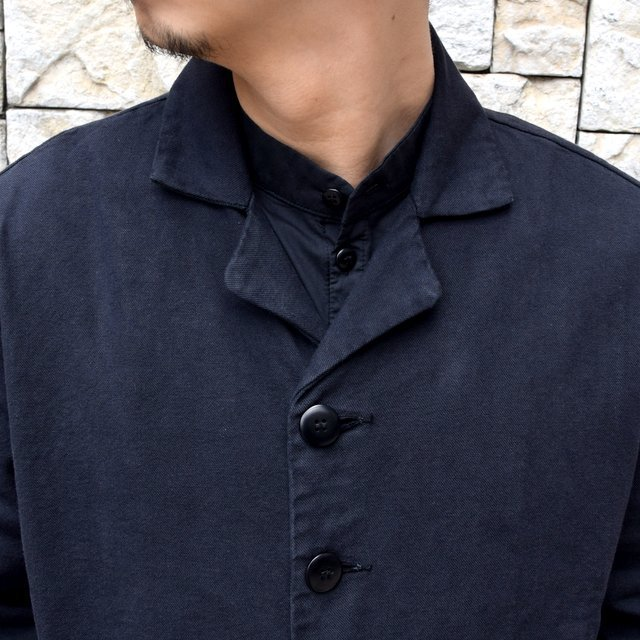 【2020 SS】 toogood(トゥーグッド)/ THE PHOTOGRAPHER JACKET CANVAS -FLINT-(6)