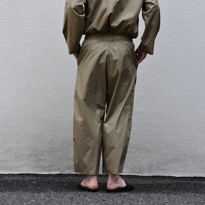 【30% off sale】【2020】 Cristaseya(クリスタセヤ)/LIGHT COTTON MOROCCAN PAJAMA PANTS -Light khaki- #02DA-C(6)