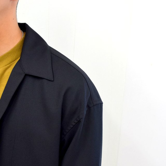 YOKE(ヨーク)/ JACKET CARDIGAN -BLACK- #YK20AW0137J(6)