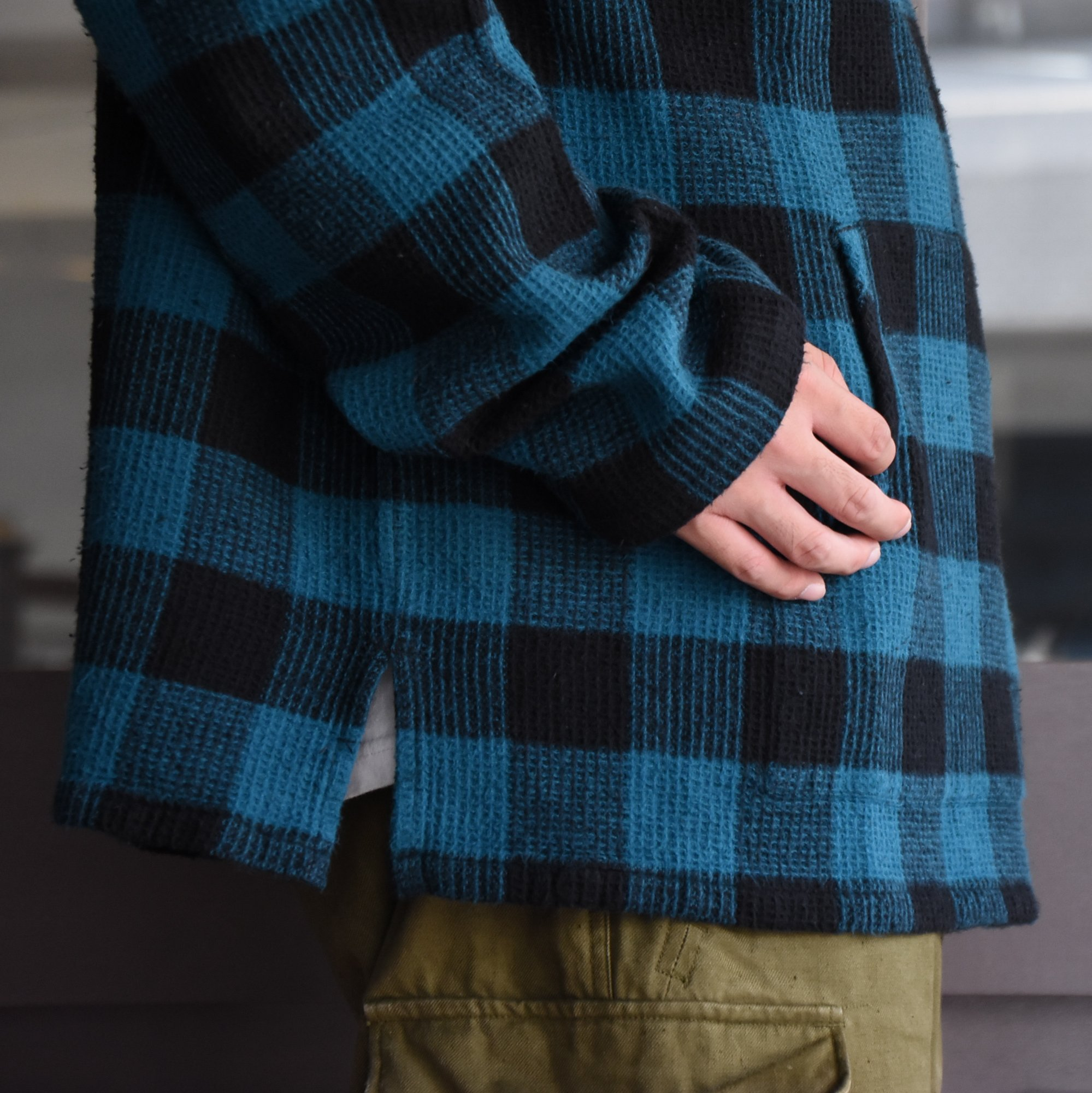 South2 West8(サウスツーウエストエイト) Mexican Parka-Buffaro Plaid- #HM871(6)
