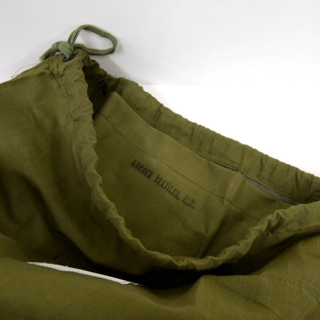 Dead Stock(デッドストック)/ US ARMY  BAG PATIENTS EFFECTS  -OLIVE- #MILITARY-PERSO(6)