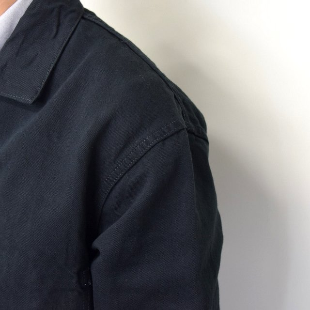 MARKAWARE(マーカウェア)/ WORK JACKET -BLACK- #A21A02BL01C(6)