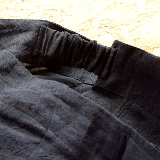 toogood(トゥーグッド) / THE STONEMASON TROUSER -CHARCOAL-(6)
