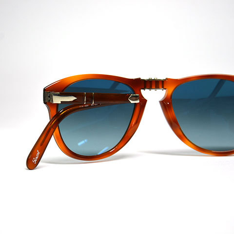 Persol(ペルソール) 714-SM -96/S3(CLEAR BROWN)- (7)
