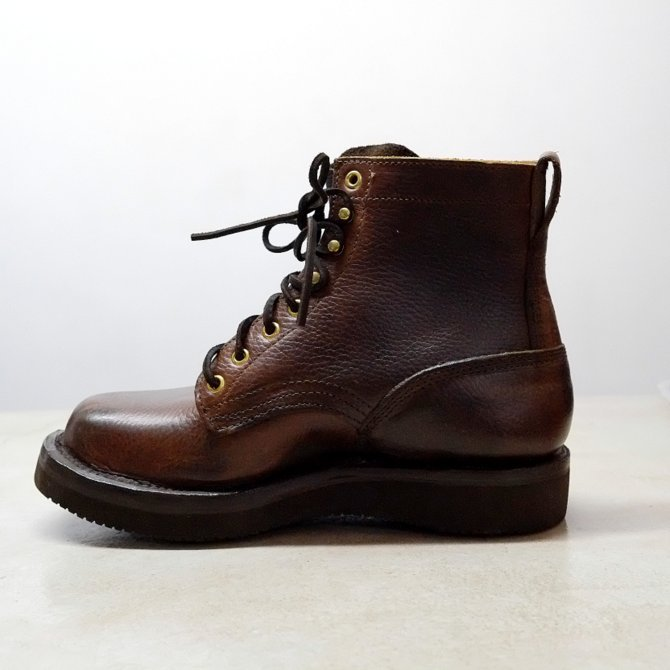 GRIZZLY BOOTS(グリズリー ブーツ) BLACK BEAR -HORWEEN BROWN-(7)