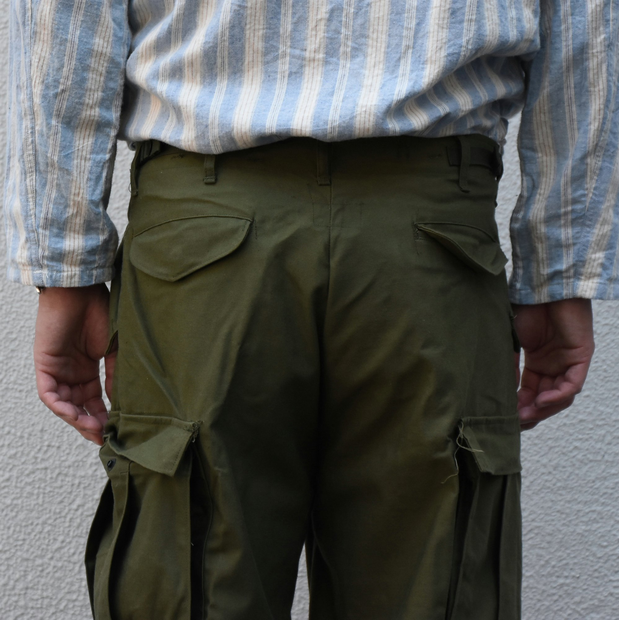 Dead Stock(デッドストック) /US ARMY M-65 FIELD PANTS -OD-(7)