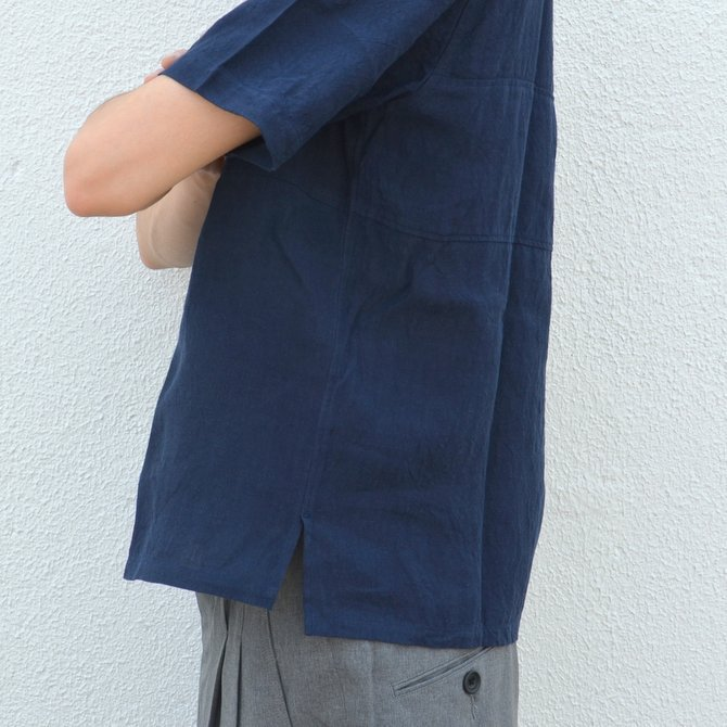 【40% off sale】MOJITO(モヒート)/ WHITH BUMBY TEE -(79)NAVY- #2071-1701(7)