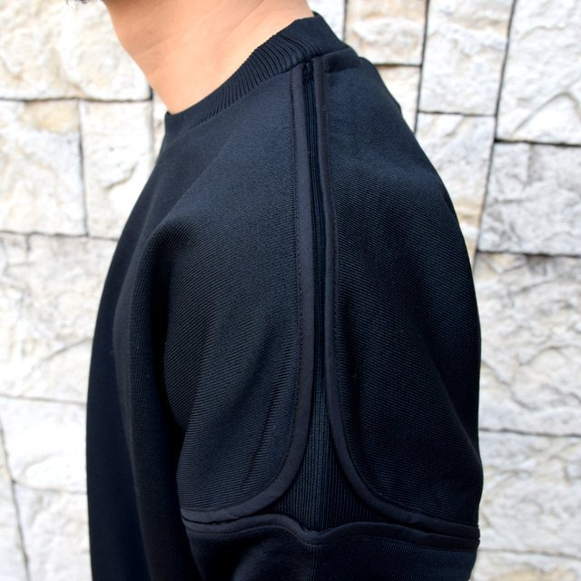 【2020 SS】YOKE(ヨーク)/OVERSIZED PIPING SWEAT -3色展開- #YK20SS0107CS(7)