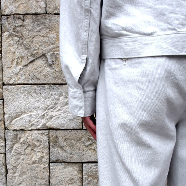 【2020 SS】YOKE(ヨーク)/ WIDE DENIM BLOUSON -2色展開- #YK20SS0104B(7)