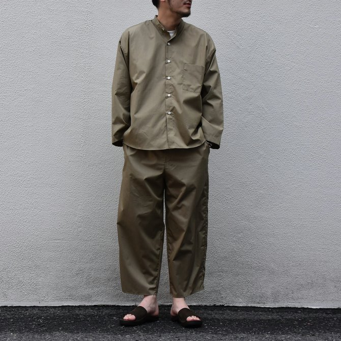 【30% off sale】【2020】 Cristaseya(クリスタセヤ)/LIGHT COTTON MOROCCAN PAJAMA PANTS -Light khaki- #02DA-C(7)