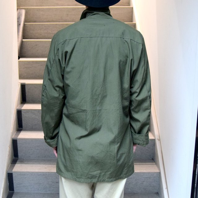 DEAD STOCK(デッドストック)/ 60s US ARMY ''JUNGLE FATIGUE JACKET'' 4th -OLIVE- #MILITARY265(7)