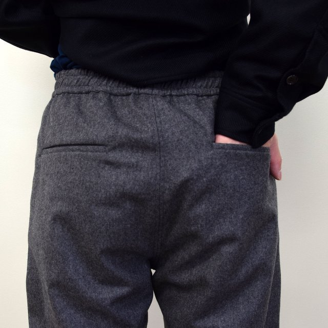山内 (やまうち)/ No Mule Thing Wool Easy Pants 20a65-A(7)