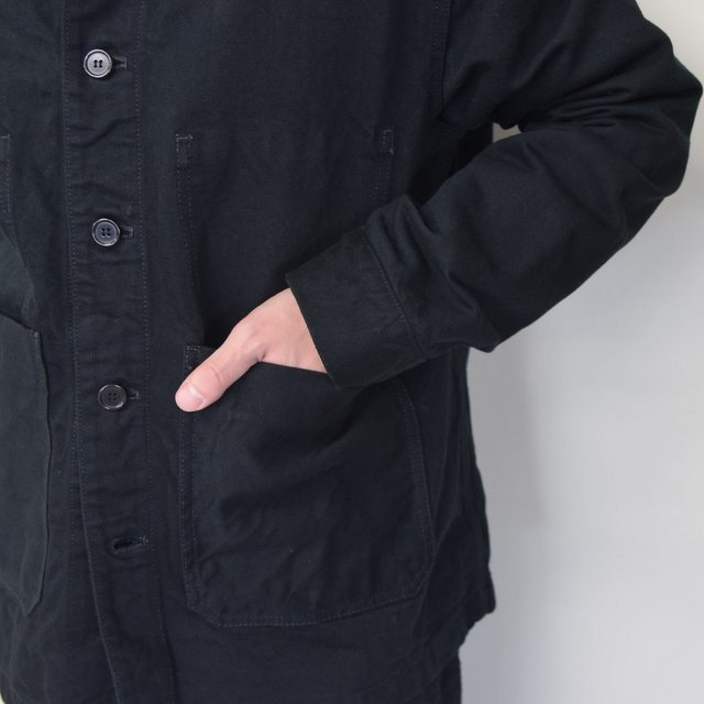 MARKAWARE(マーカウェア)/ WORK JACKET -BLACK- #A21A02BL01C(7)