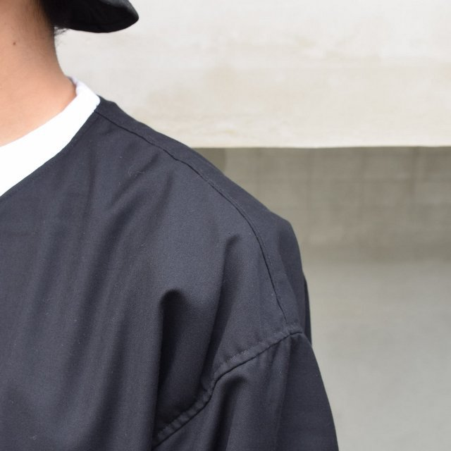 ISSUETHINGS(イシューシングス)/ NO COLLAR JACKET -2Color- #(7)