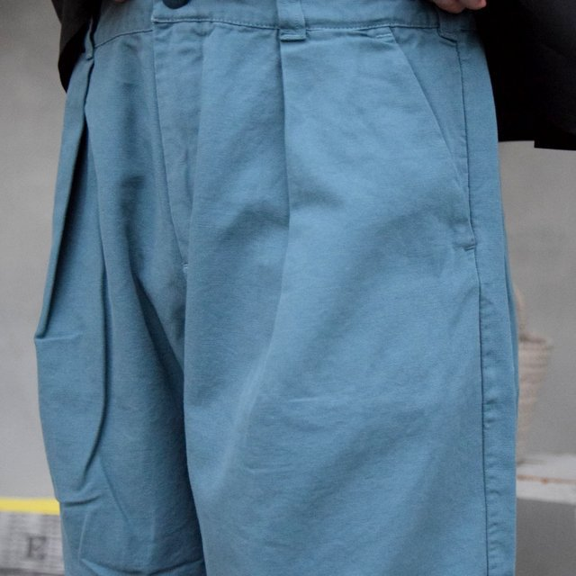 toogood(トゥーグッド) / THE TINKER TROUSER CANVAS -FOG- (7)