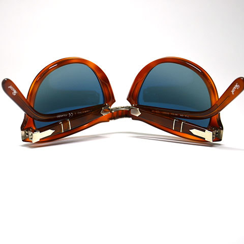 Persol(ペルソール) 714-SM -96/S3(CLEAR BROWN)- (8)