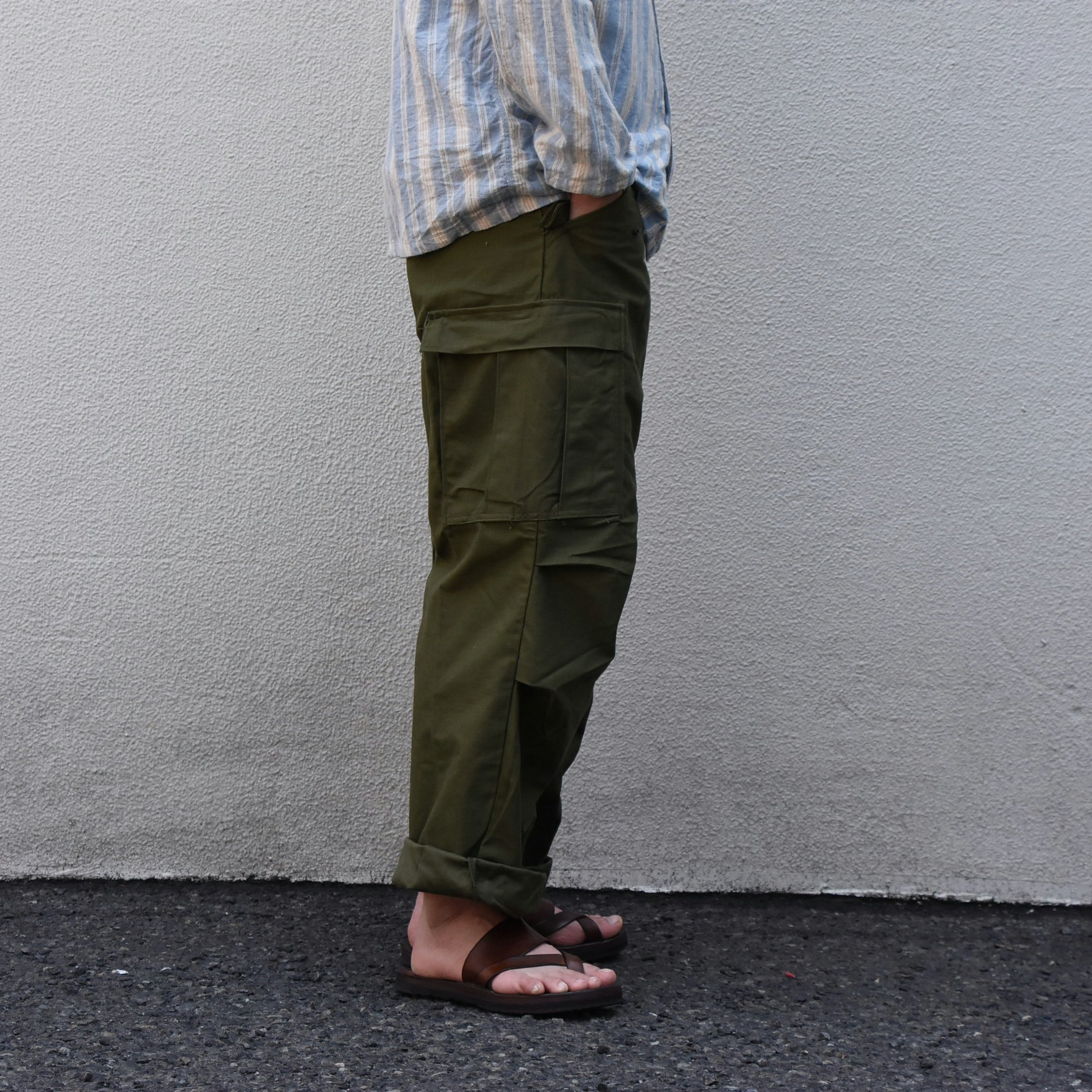 Dead Stock(デッドストック) /US ARMY M-65 FIELD PANTS -OD-(8)