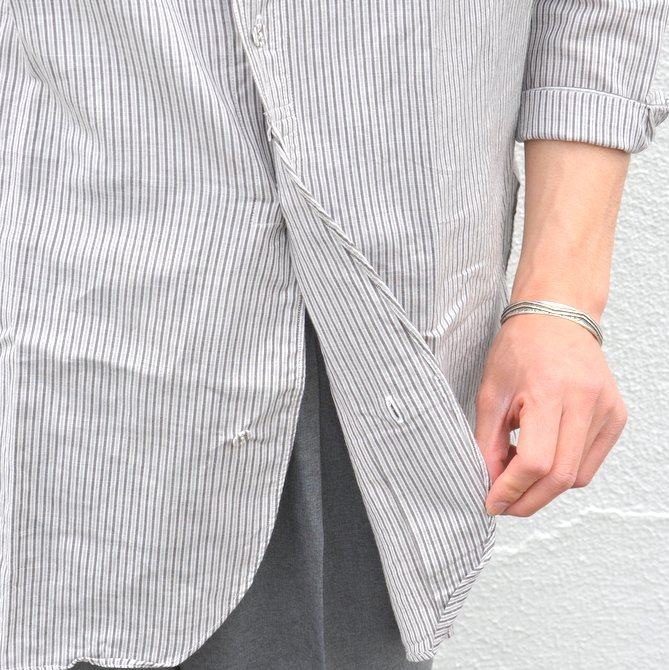 【40% off sale】MOJITO(モヒート)/ CLARENCESHIRT Bar.4.0 -(11)LT.GRY- #2071-1106(8)