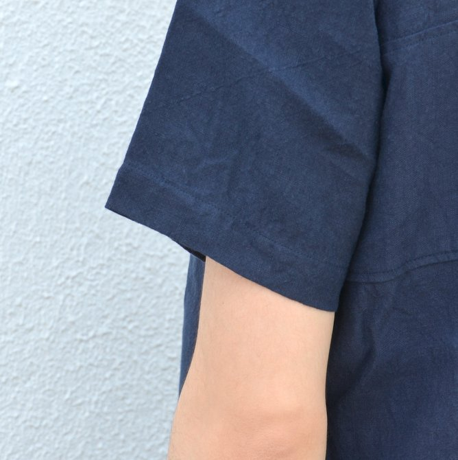 【40% off sale】MOJITO(モヒート)/ WHITH BUMBY TEE -(79)NAVY- #2071-1701(8)