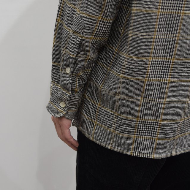 【30% OFF】 MOJITO(モヒート)/ ABSHINTH SHIRT Bar.2.0 -HOUNDS TOOTH (59)- #2094-1101(8)