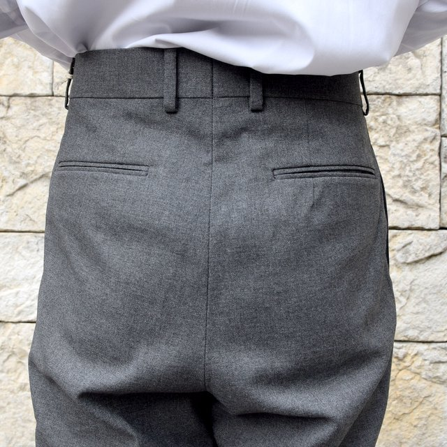 【2020 SS】NEAT(ニート)/ HOPSACK ''TAPERED'' -GRAY- #20-01HST-GR(8)