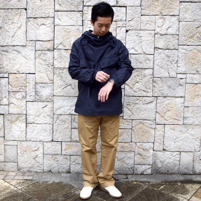 【2020 SS】 A VONTADE(ア ボンタージ)/ SALVADGE PARKA -INK- #VTD-0404-JK(8)