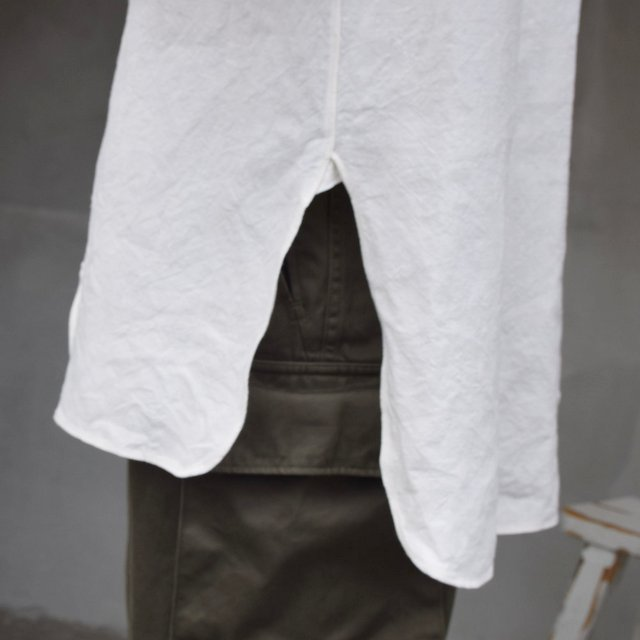 SUS-SOUS (シュス)/ DRESS SHIRTS -OFF WHITE- #05-SS-023-14(8)