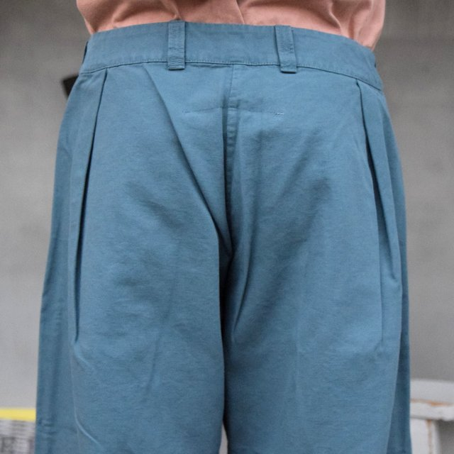 toogood(トゥーグッド) / THE TINKER TROUSER CANVAS -FOG- (8)