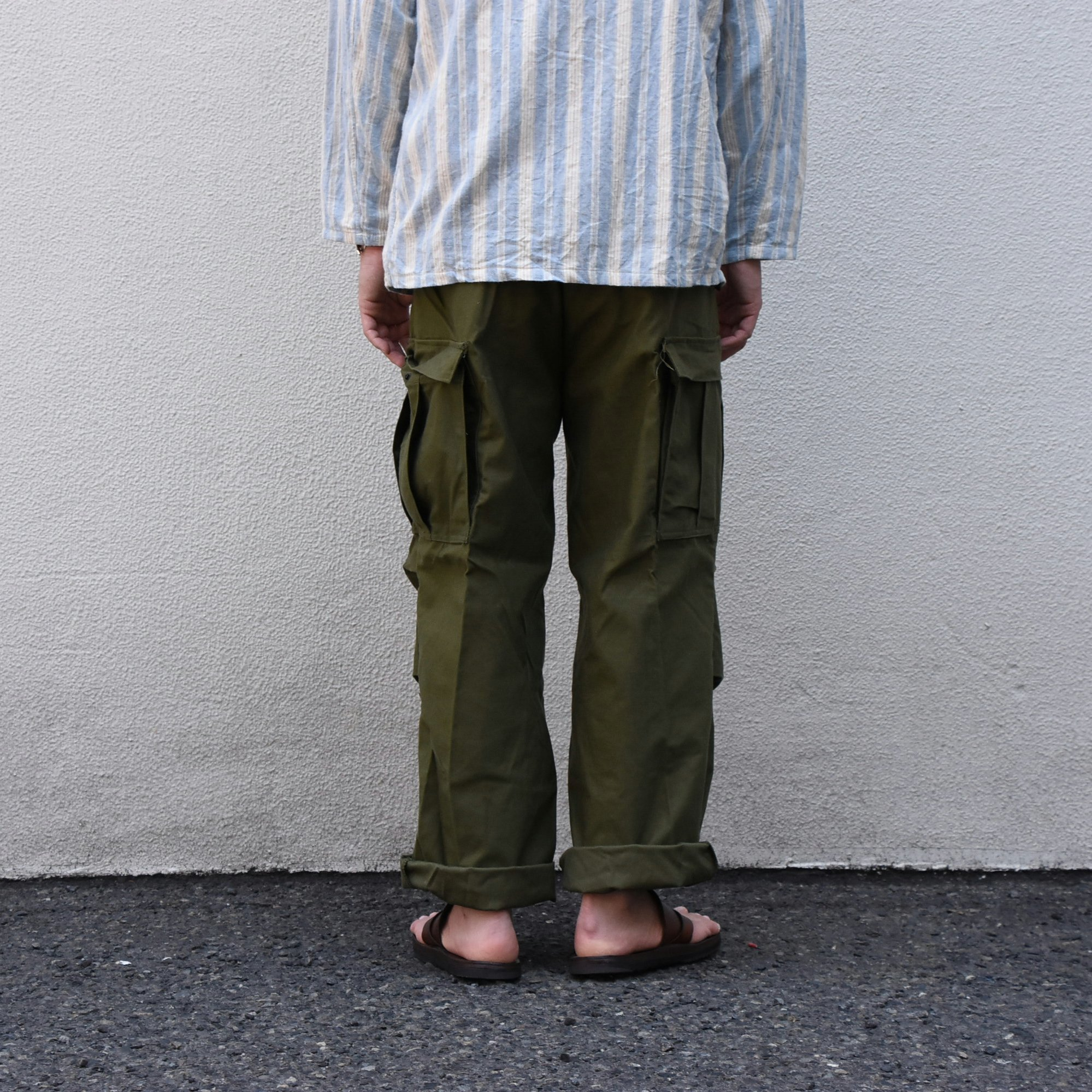 Dead Stock(デッドストック) /US ARMY M-65 FIELD PANTS -OD-(9)