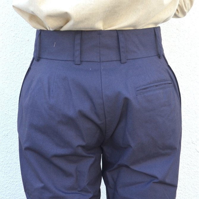【40% off sale】S.E.H KELLY(エス・イー・エイチ・ケリー)/ NORTHERN IRISH SHOWER-PROOF COTTON STANDARD PANT -(39)NAVY- #5113036(9)