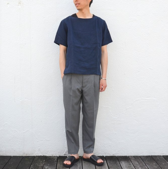 【40% off sale】MOJITO(モヒート)/ WHITH BUMBY TEE -(79)NAVY- #2071-1701(9)