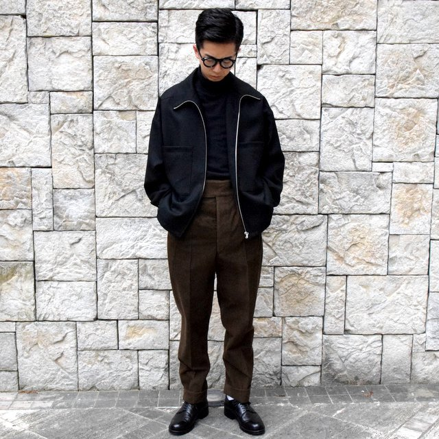 【2019 AW】NEAT(ニート)/ -GREEN- #-19-02WCB-GR(9)
