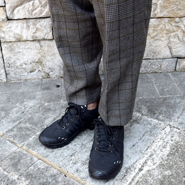 【2020】stein(シュタイン)/ WIDE TAPERED TROUSERS -GLEN CHECK- #ST178-2(9)