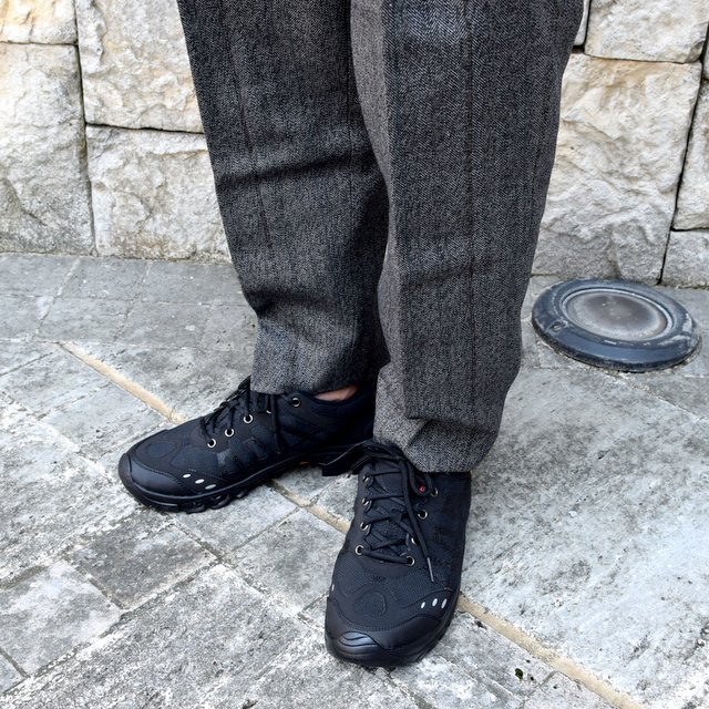 【2020】stein(シュタイン)/ WIDE TAPERED TROUSERS -HERRINGBONE- #ST178-2(9)