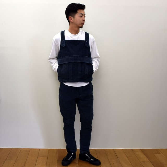 BROWN by 2-tacs (ブラウンバイツータックス)/ TAPERED -CUT INDIGO- #B24-P001(9)