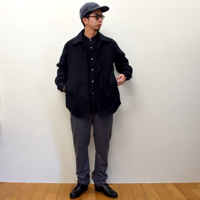 山内 (やまうち)/ No Mule Thing Wool Easy Pants 20a65-A(9)