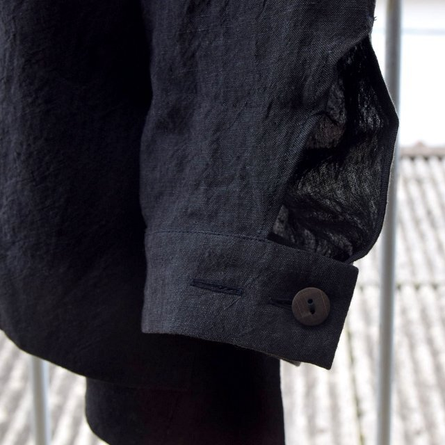 toogood(トゥーグッド)/ GLASSBLOWER JACKET -CHARCOAL-(9)