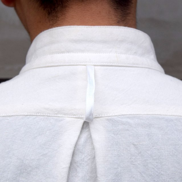 SUS-SOUS (シュス)/ DRESS SHIRTS -OFF WHITE- #05-SS-023-14(9)