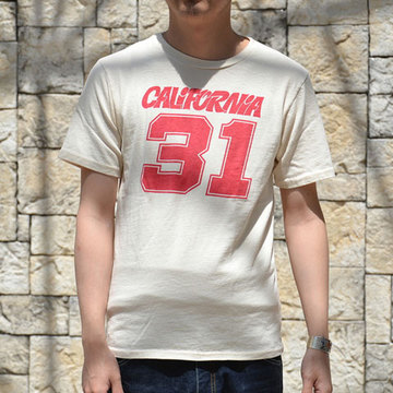 Mixta(ミクスタ) CALIFORNIA 31 TEE -Natural-