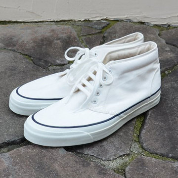 SOLS(ソルズ) The DECK SHOES -WHITE-
