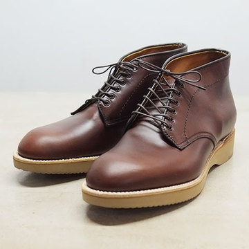Alden(オールデン) 6EYE CHUKKA BOOT(CHROMEXEL) -D.BROWN-  #86494