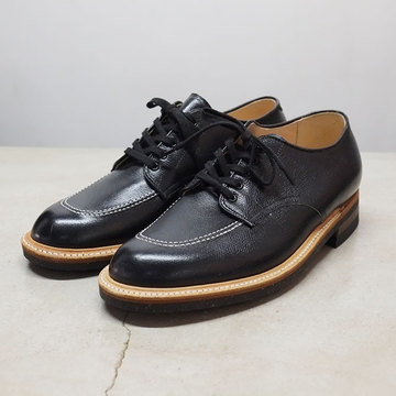 Alden(オールデン) MOCTOE OXFORD ALPINE CALF -BLACK- #43187