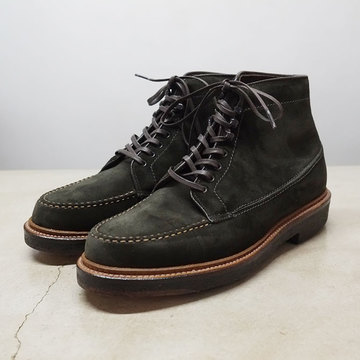 Alden(オールデン) MICHIGAN BOOTS (SUEDE) -HUNTER GREEN- #3563H