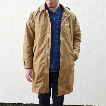 mont-bell(モンベル) 3in1 Travel Down Coat Men's - CAMEL-